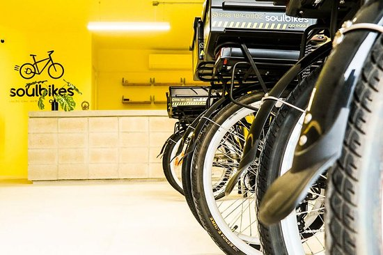 Soulbikes Electric Bike Rentals and Tours (Isla Mujeres & Cancun)