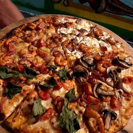 Una maravillosa Pizza