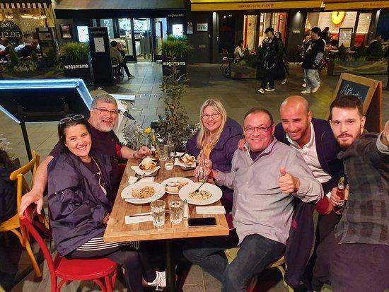 מסעדה מצויינת, אוכל איטלקי כמו באיטליה