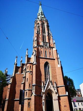 Старая церковь Гертруды