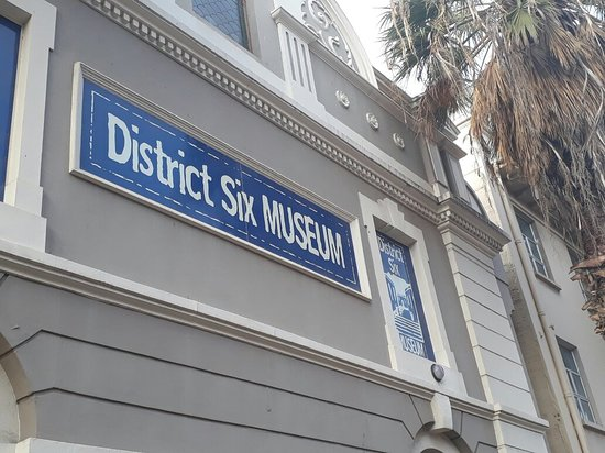 District Six Museum: Interacting  with the Locals in Langa Township