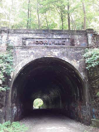 Vinton, OH: Moonville Tunnel