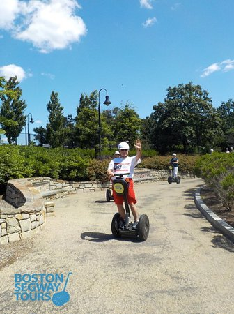 #MemorialDay #Weekend Is here! 😃 Gather your #friends & #family to join us on #TripAdvisor's #1 #tour in the city… #Boston #Segway #Tours 😎 www.bostonsegwaytours.net