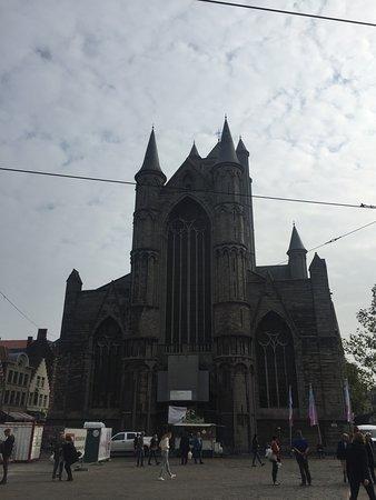 Iglesia San Nicolàs: Gante, Bèlgica 2017.