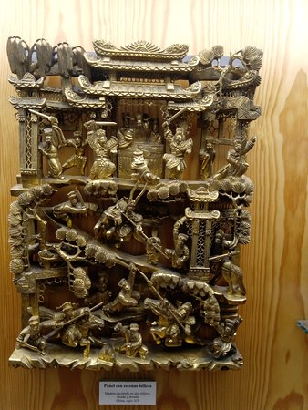 Real Monasterio de Santo Tomás: Музей восточного искусства