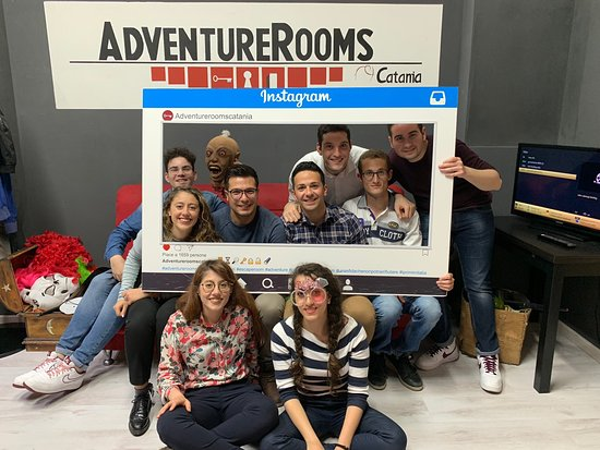 Adventurerooms Escape Room