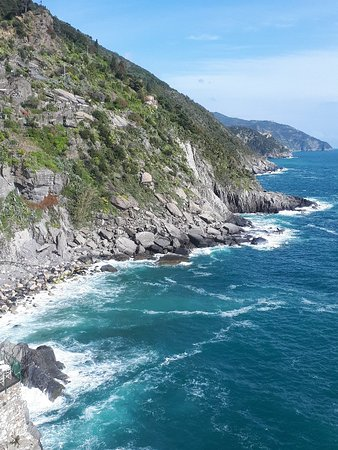 Vernazza, Italy: Солце, буйство моря и красок в Вернацце