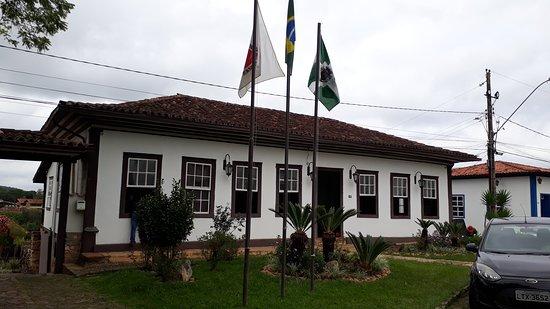 Casarão colonial sede da Prefeitura de Catas Altas