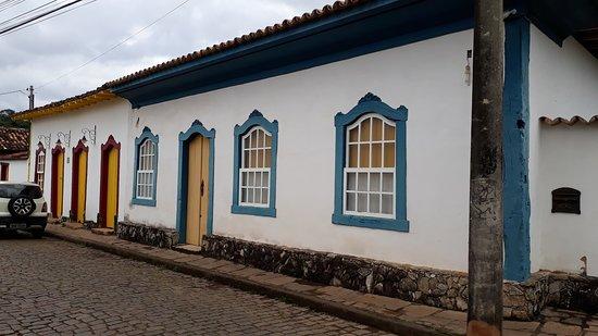 Casario antigo bem preservado