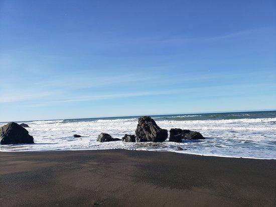 Westport, CA: This beach is in walking distance