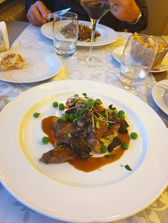 Muhlbach-sur-Munster, Frankrike: Hotel Restaurant Perle des Vosges