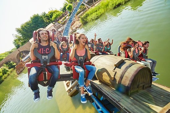 PortAventura Park Day Trip from...