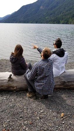 시애틀 올림픽 국립 공원 : 모든 소그룹 1 일 투어 사진