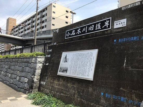 Konakigawa Kasaagegogan no Rekishi