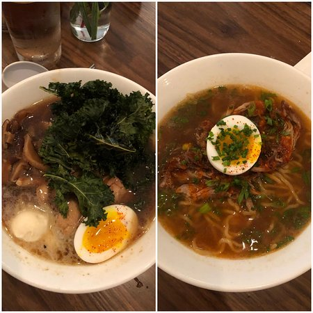 Chico Ramen Bowl and the Double Dip