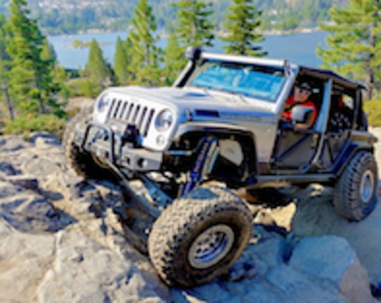 Rubicon Trail 63rd Jeepers Jamboree Picture Of Rubicon Trail