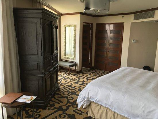 JW Marriott Hotel Mexico City: Room 1201