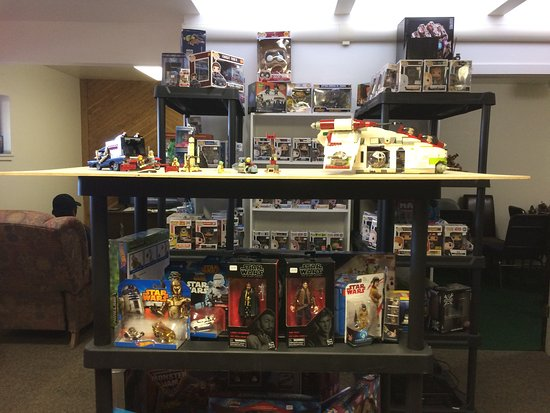 White Rock Toys & Collectibles