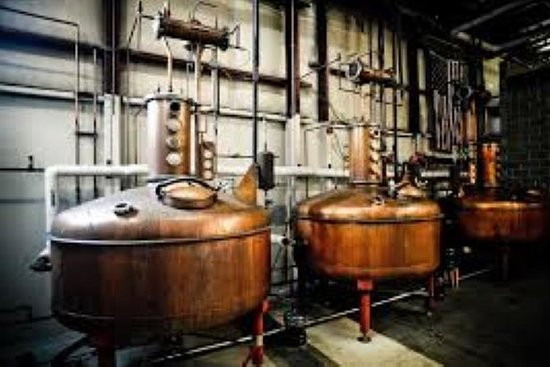 Distillery Tour and History of St...
