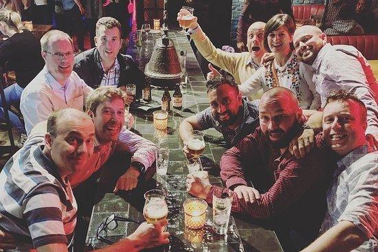 Visite de la bière: vive le bon temps!