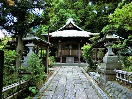 Jindai-ji Temple Fudodo
