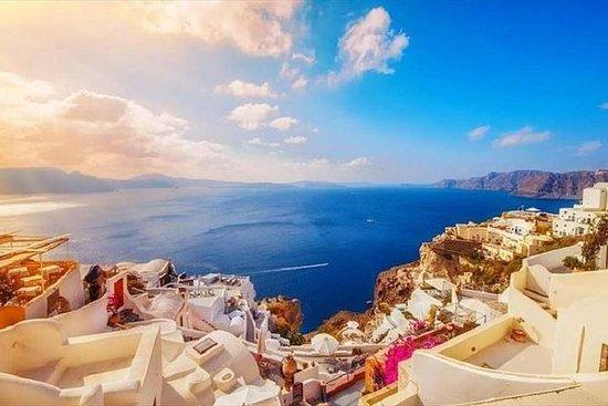 Santorini Half Day Afternoon Tour