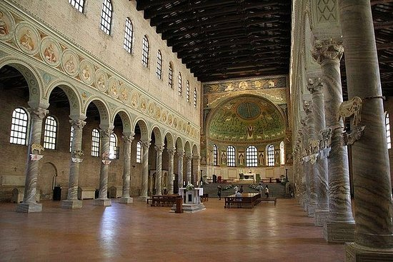 Full Day Ravenna Private Tour of...