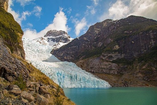 Día completo navegación glaciares...