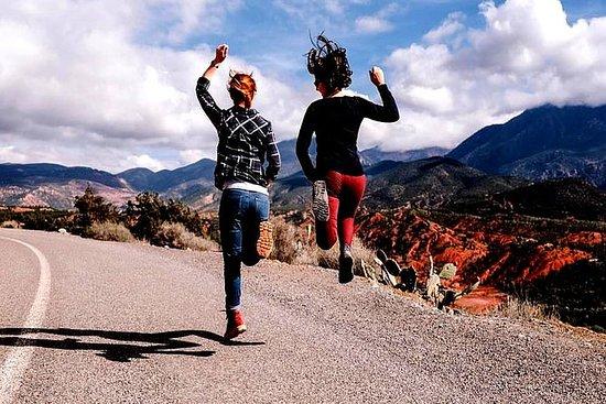 阿特拉斯山脉一日游和骑骆驼