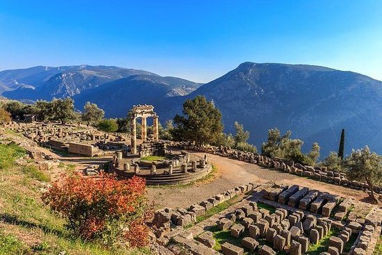 Private Delphi Day Trip from Athens