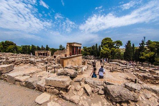 Palacio de Knossos y Museo...