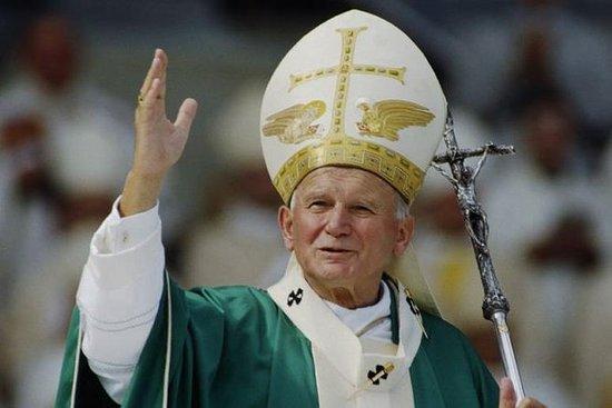 Jean Paul II Histoire: Visite privée