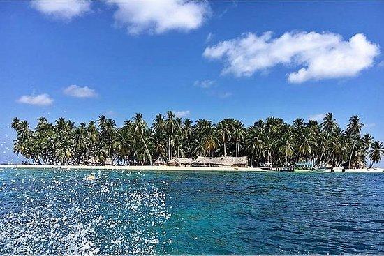 San Blas Islands - Isla Aroma Delt...
