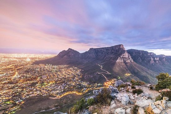 Full Day City, Table Mountain & Cruise