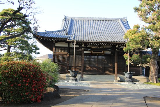 Tamon-in Temple