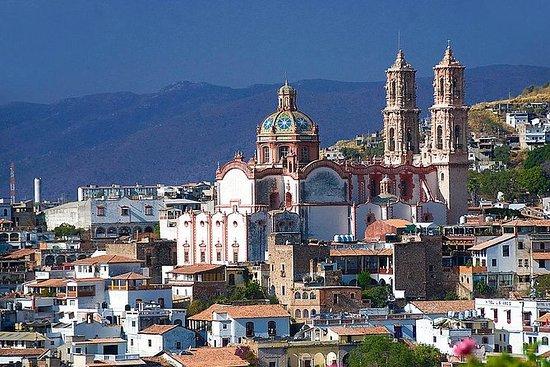 Mexico: Privat tur til Taxco...