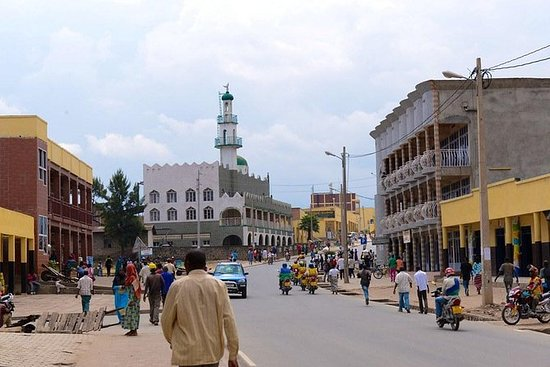 Gisenyi city tour