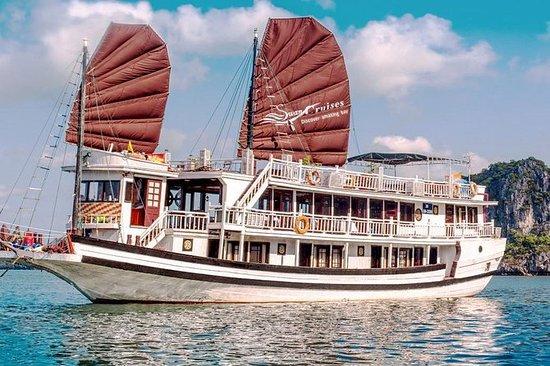 Halong Bay Cruise 2Day - 1 Nacht mit...