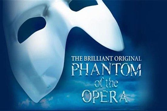 O fantasma da ópera London Theatre...
