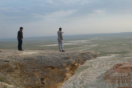 Darwaza gaz viaggio cratere