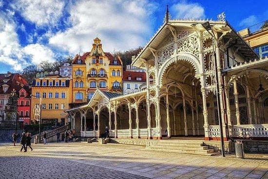 Karlovy Vary tur fra Praha