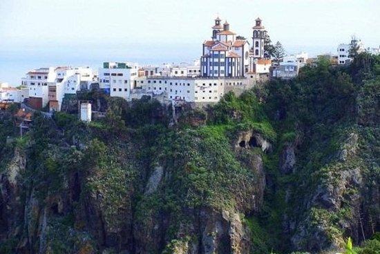 Gran Canaria, grønne landskap og...