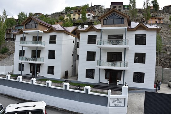Kargil District, India: hotel kargil heights
