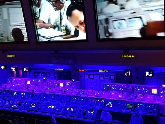 The Apollo Firing Room at the Apollo/Saturn V Center