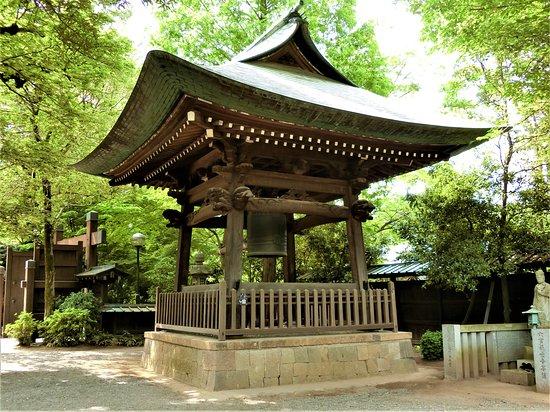 Jindai-ji Temple Shoro