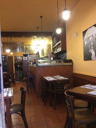 Taberna A Pedra: Inside The Restaurant