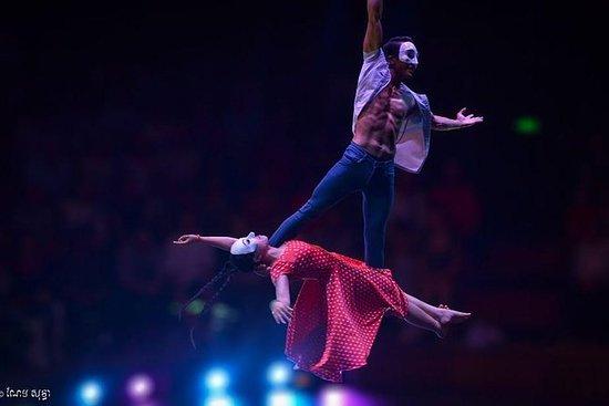 Phare: Det kambodsjanske sirkus i...