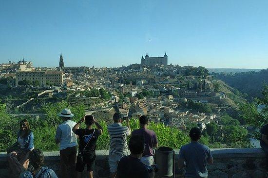以自己的步伐探索托萊多並獲得免費的馬德里城市之旅
