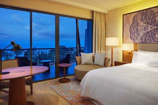 The Westin Desaru Coast Resort: Guest room