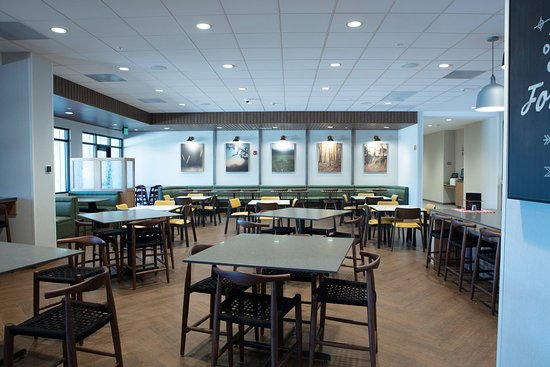 Fairfield Inn & Suites by Marriott Virgin Zion National Park: Restaurant
